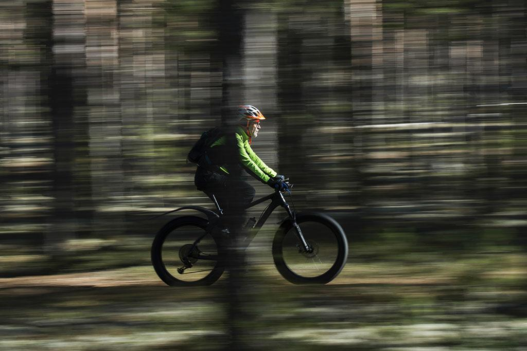 Maastopyöräily Hiittenharju